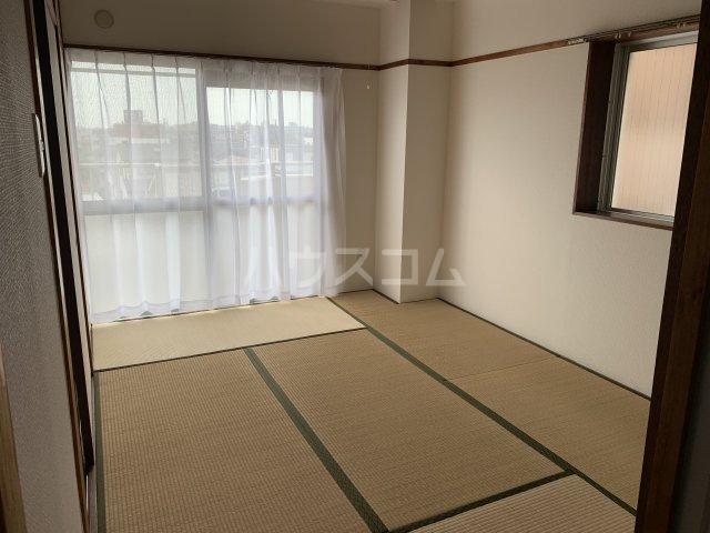 サンライトM.Ⅰ 4D号室の居室