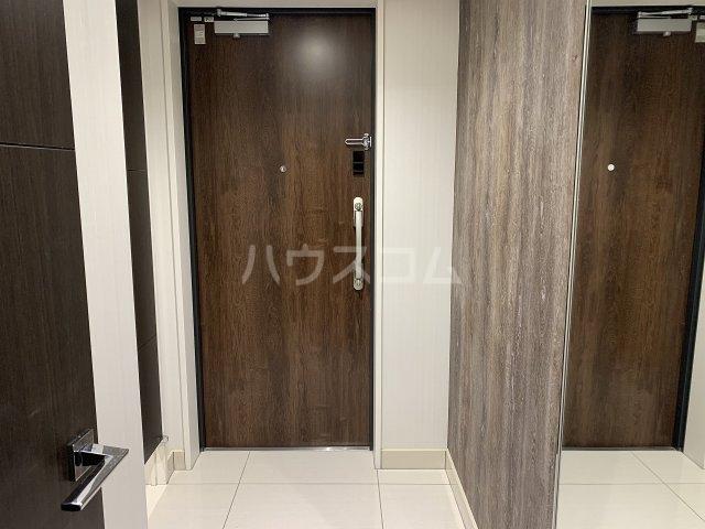 さくらHills ARAKO 503号室の玄関