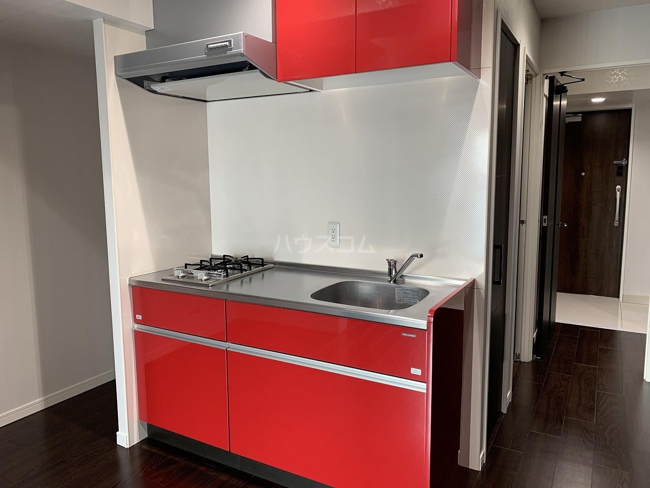 さくらHills ARAKO 503号室のキッチン