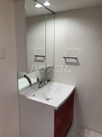 さくらHills ARAKO 503号室の洗面所