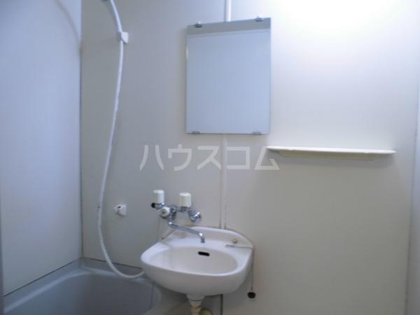 ヘーベルエスパスⅤ B 301号室の洗面所