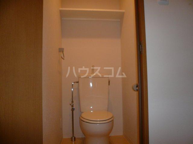 カーサセキサワ 401号室のトイレ