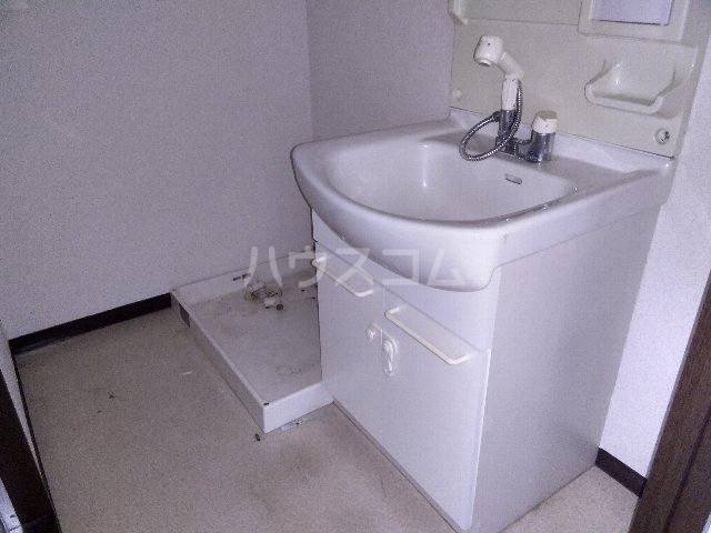 AMOUR MIWA 302号室の洗面所