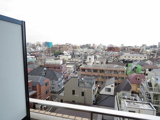 旗ヶ岡アパートメント 703号室の景色