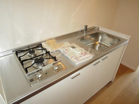 旗ヶ岡アパートメント 703号室のキッチン