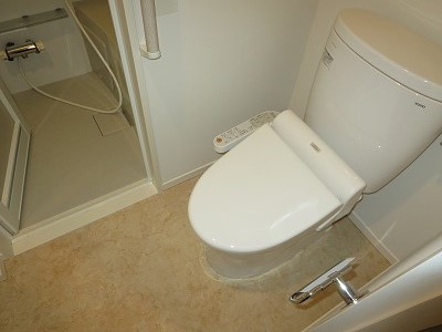 旗ヶ岡アパートメント 703号室のトイレ