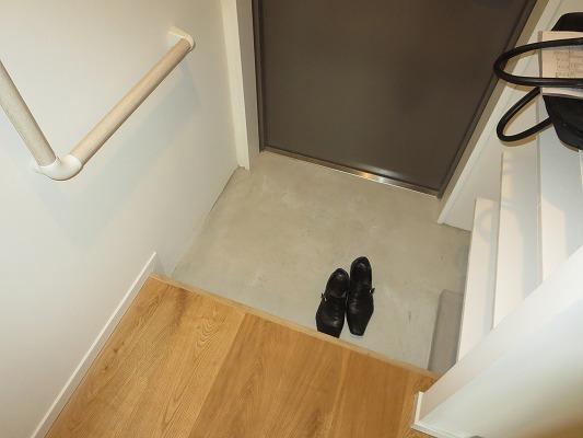 旗ヶ岡アパートメント 703号室の玄関