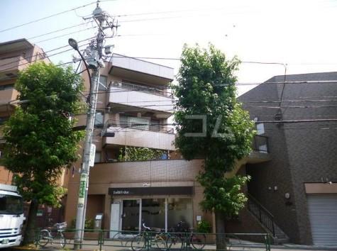 中目黒五番館外観写真