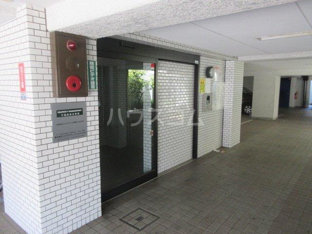 ラフィネ新栄 5011号室のエントランス