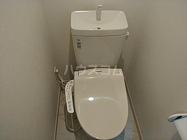 マーレ大森町 301号室のトイレ