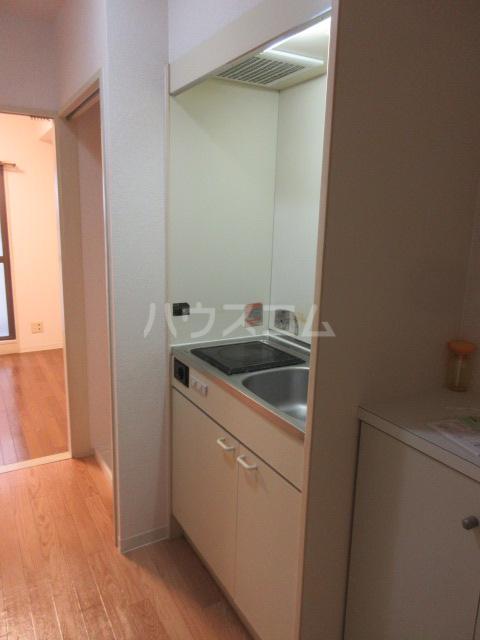 レスパス千種 508号室のキッチン