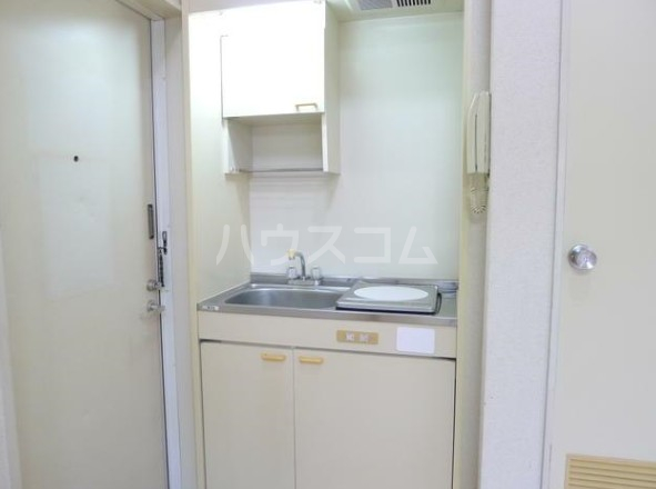 荏原ハイツ 202号室のキッチン