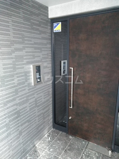 PASEO荏原中延 402号室のセキュリティ
