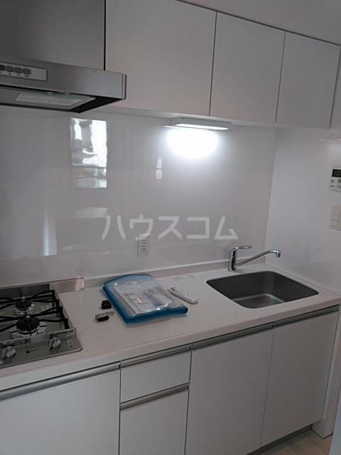 PASEO荏原中延 402号室のキッチン