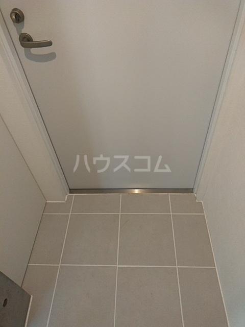 PASEO荏原中延 402号室の玄関