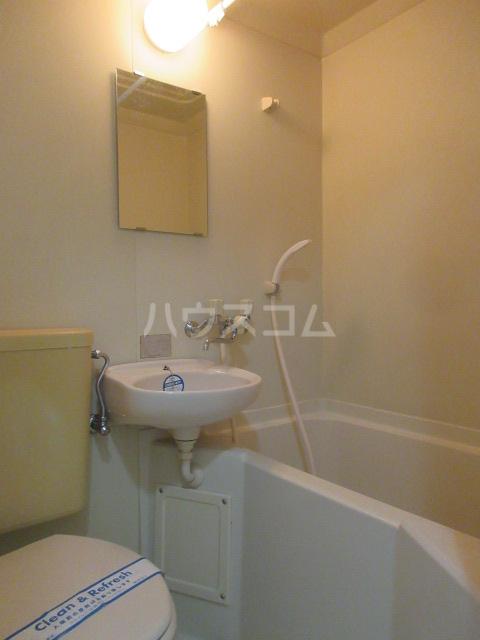 レスパス千種 405号室の風呂