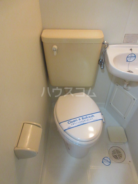 レスパス千種 405号室のトイレ