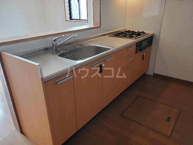 コーポ折戸のキッチン
