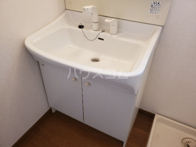 コーポ折戸の洗面所