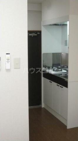 ウエストインパート1 106号室のキッチン