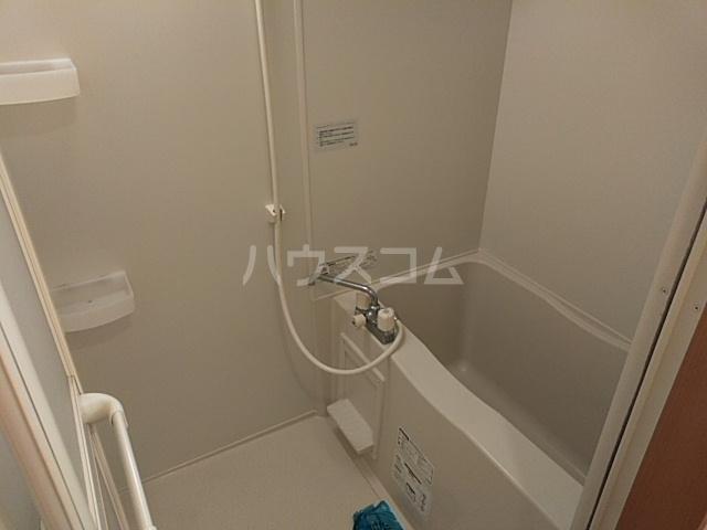 フロンティアU 206号室の風呂