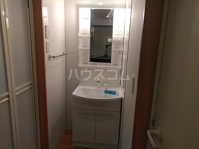 フロンティアU 206号室の洗面所