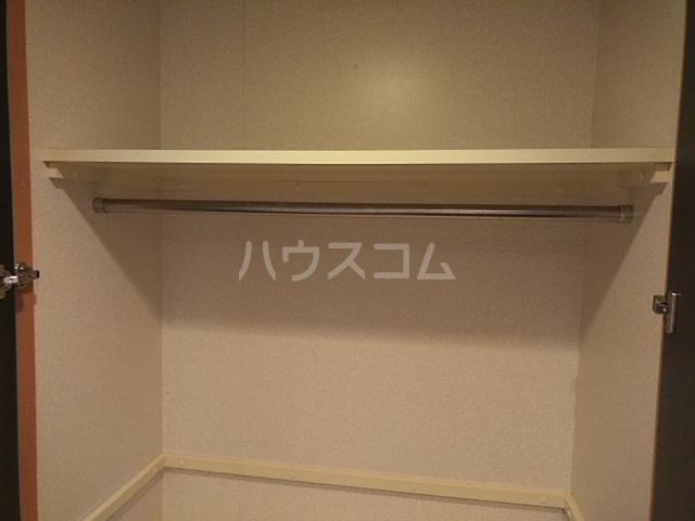 フロンティアU 206号室の収納