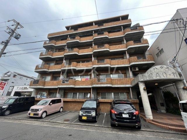 ハウスPAO11 503号室の外観