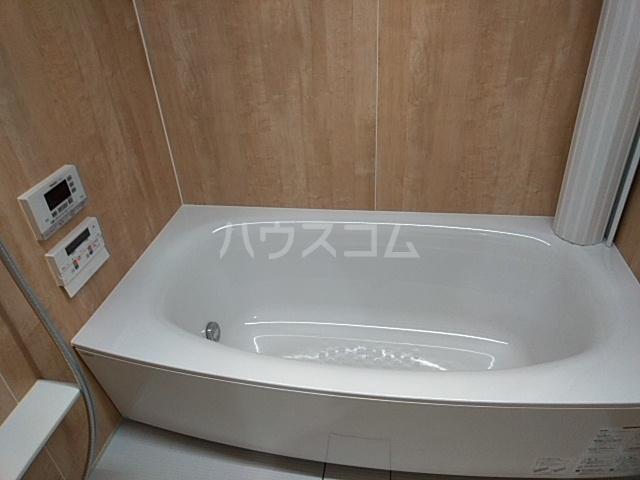 ロイジェント日吉の風呂