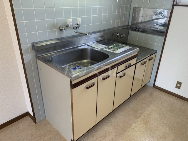エルディム松下 202号室のキッチン