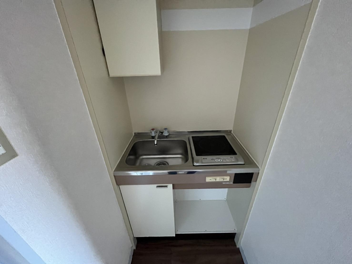 ドエル加藤 202号室のキッチン