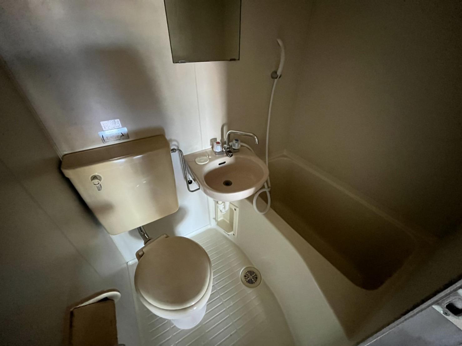 ドエル加藤 202号室の風呂