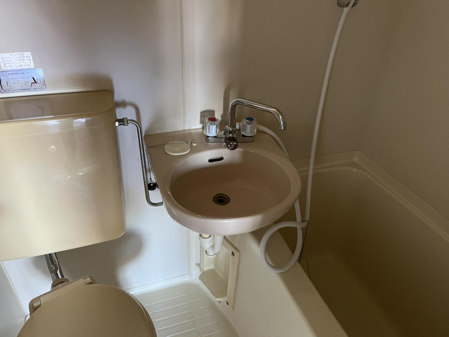ドエル加藤 202号室のベッドルーム