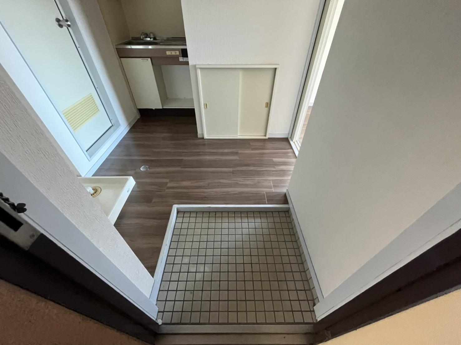 ドエル加藤 202号室の収納