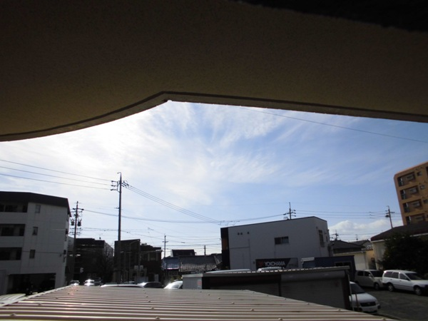 ハピネス高畑 103号室の景色