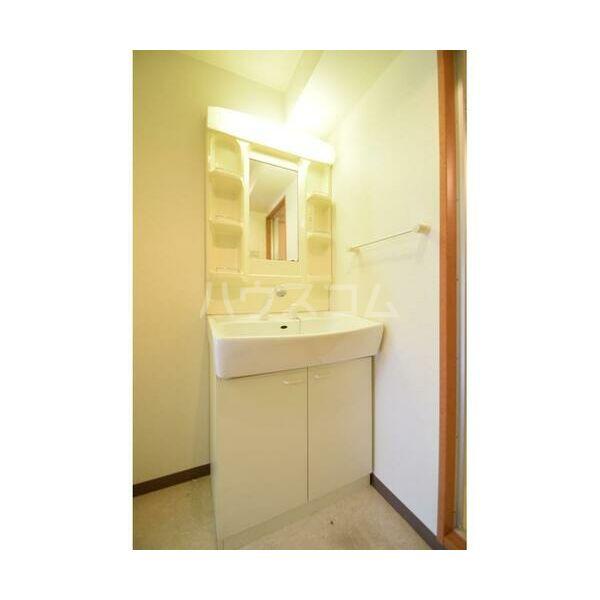 ウイステリア 202号室の洗面所