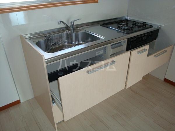 第一高杉マンション 2A号室のキッチン