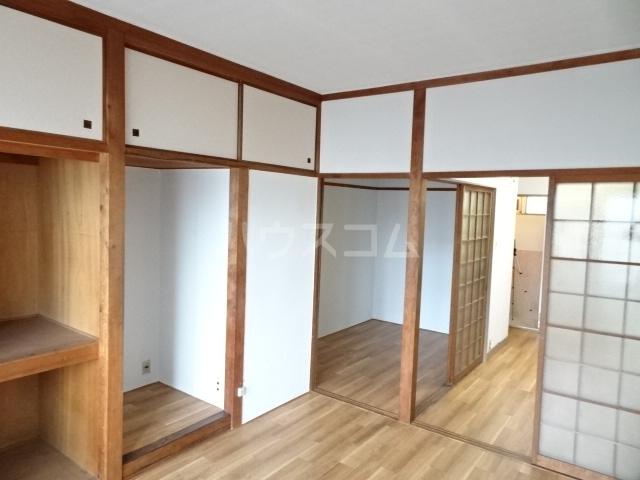 安藤ビル 107号室の居室