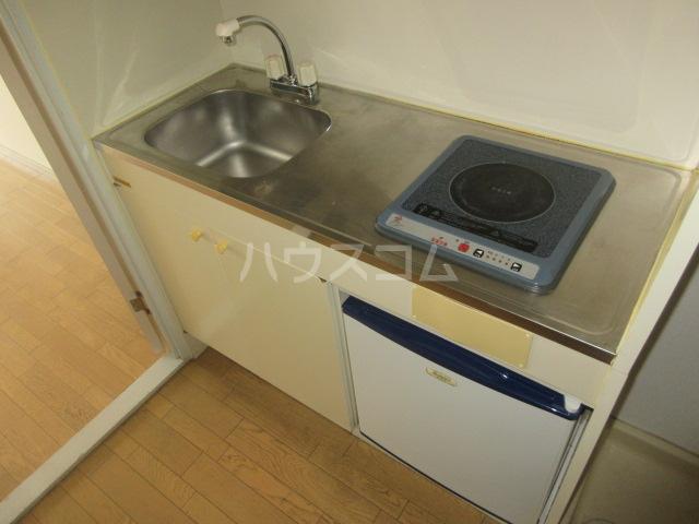 OJビル 6D号室のキッチン