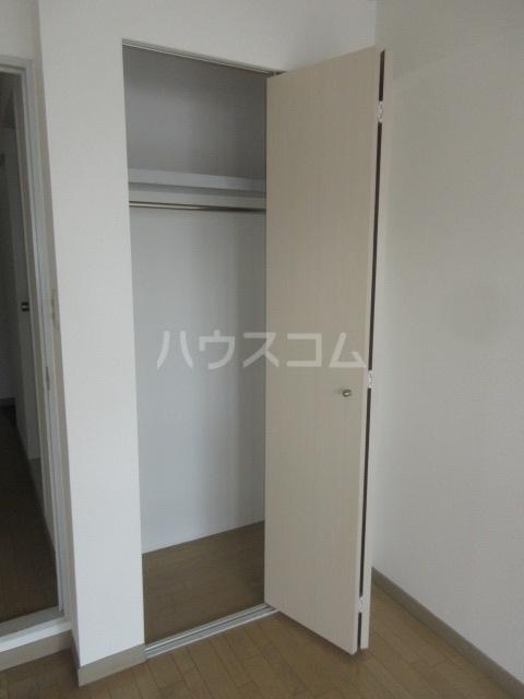 OJビル 6D号室の収納