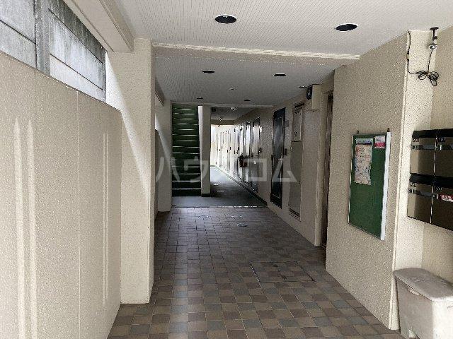 ドルフ亀島Ⅳ 208号室のロビー