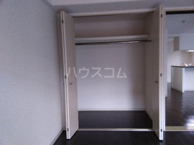 メゾンi本陣 101号室の収納