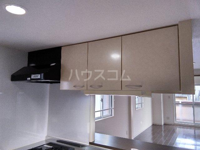 メゾンi本陣 101号室のキッチン