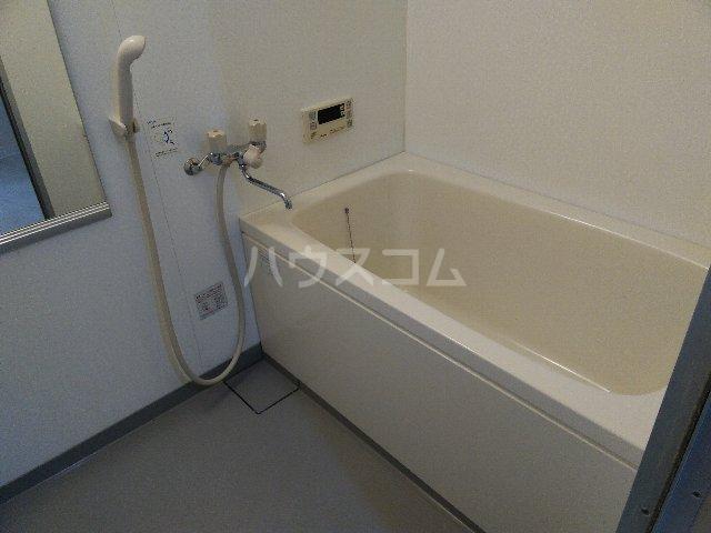 メゾンi本陣 101号室の風呂