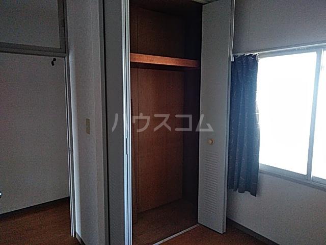 志木アーバンハイツ 511号室の収納