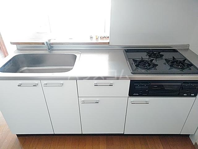志木アーバンハイツ 511号室のキッチン