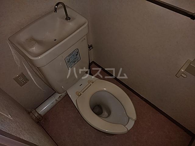 志木アーバンハイツ 511号室のトイレ