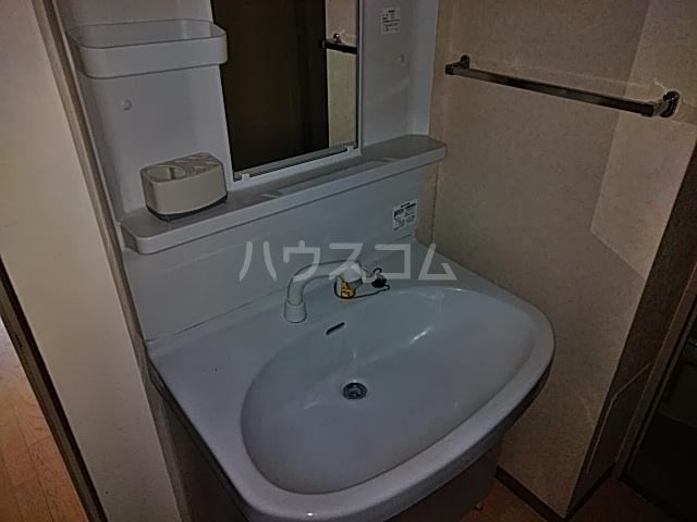 志木アーバンハイツ 511号室の洗面所