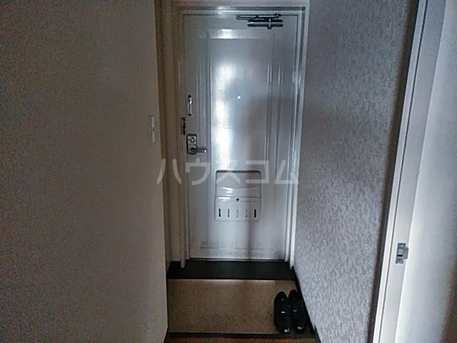 志木アーバンハイツ 511号室の玄関