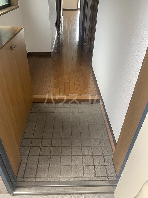 サニープレスキャッスルA 301号室の玄関